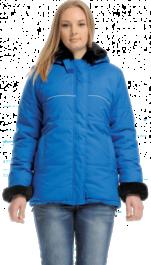 Куртка ЗИМУШКА утеплённая