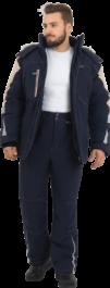 Куртка ХАЙ-ТЕК утеплённая