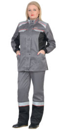 Костюм женский «ВОЛОГДА» куртка, брюки