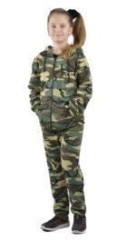 Костюм детский трикотажный «ТИгР» кмф (куртка + брюки 100%х/б)