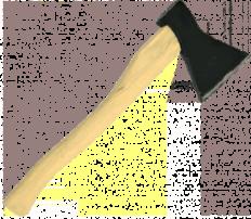 Топор хоз.А-2 (2 кг.в сборе)