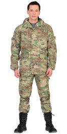 Костюм «СИРИУС-Горка» куртка, брюки (тк. Рип-стоп) КМФ Мультикам
