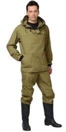 Костюм противоэнцефалитный «СИРИУС-АНТИГНУС» куртка, брюки