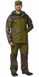 Костюм «СИРИУС-ЭВЕРЕСТ» : куртка, брюки (п-но палаточное) хаки