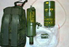Индивидуальный фильтр для очистки воды НФ-10 6э1