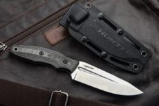 Нож тактический «CityHunter» AUS-8 Satin