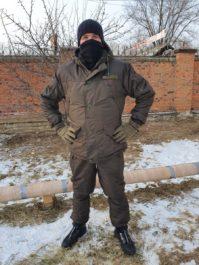 Костюм зимний «Горка-8»